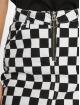 Urban Classics Skirt Check Twill black 3