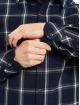 Urban Classics Skjorte Basic Check blå
