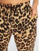 Urban Classics Spodnie wizytowe Elastic brazowy