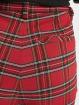 Urban Classics Stoffbukser Checker red