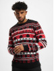 Urban Classics Sweat & Pull Snowflake Christmas Tree noir