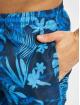 Urban Classics Swim shorts Pattern  Swim Trunks blue