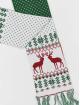 Urban Classics Szaliki / Chustki Christmas zielony
