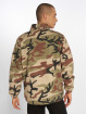 Urban Classics Transitional Jackets Camo Cotton kamuflasje