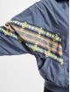 Urban Classics Übergangsjacke Ladies Inka Batwing blau