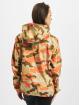 Urban Classics Übergangsjacke Ladies Camo Pull Over camouflage