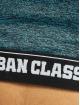 Urban Classics Unterwäsche Active Melange Logo türkis
