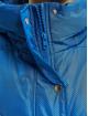 Urban Classics Veste matelassée Ladies Oversized Hooded bleu