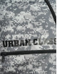 Urban Classics Veste mi-saison légère Commuter camouflage