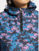 Urban Classics Veste mi-saison légère Ladies Camo Pull Over camouflage