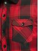 Urban Classics Veste mi-saison légère Sherpa Lined noir