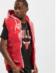 Urban Classics Vester-1 Hooded Bubble red
