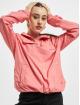 Urban Classics Zomerjas Ladies Basic Pull Over pink