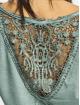 Urban Surface Maglietta a manica lunga Marlene verde