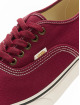 Vans Sneakers Ua Authentic Platform 2.0 czerwony