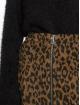 Vero Moda Jupe vmJana Leopard brun 4