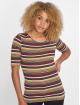 Vero Moda T-Shirt manches longues vmViella bleu 1