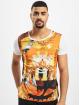 Versace Jeans T-Shirt Columns weiß