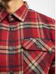 Volcom Camisa Belgrade rojo