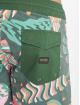 Volcom Kúpacie šortky Scrap Stoney 19 Inch zelená
