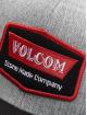 Volcom Snapback Cap Cresticle grau 3