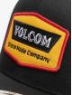 Volcom Snapback Cap Cresticle schwarz 3