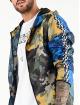 VSCT Clubwear Демисезонная куртка Skull Striped камуфляж