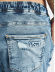 VSCT Clubwear Antifit Noah Cuffed Laces modrá