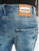 VSCT Clubwear Antifit Noah Acid Cuffed Denim niebieski