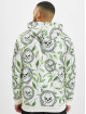 VSCT Clubwear Hettegensre Skull X Leaf hvit