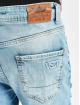 VSCT Clubwear Jean carotte antifit Keanu Bleach Heavy Used bleu