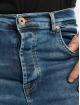 VSCT Clubwear Jean carotte antifit Noah Acid Cuffed Denim bleu