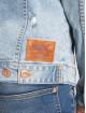 VSCT Clubwear Jeansjacken Trucker Sherpa blau 3