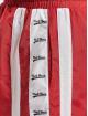 VSCT Clubwear Joggingbukser MC Nylon Striped rød