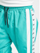 VSCT Clubwear Jogginghose MC Nylon Striped türkis