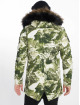 VSCT Clubwear Manteau hiver 2 Face Woodland Camo camouflage 1