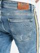 VSCT Clubwear Skinny Jeans Keanu Racing Stripe niebieski