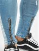 VSCT Clubwear Slim Fit Jeans Thor Stripe Track Denim blå