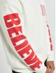 "VSCT Clubwear Swetry ""believe"" 80ies bialy"