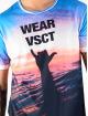 """VSCT Clubwear T-Shirt Graded Logo """"Wear VSCT"""" multicolore"""
