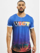 VSCT Clubwear T-Shirty Graded Blue Deep Sea niebieski