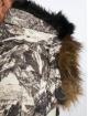 VSCT Clubwear Zimné bundy 3 Face Woodland šedá 4