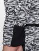 VSCT Clubwear Zip Hoodie Melange Techfleece grau 2