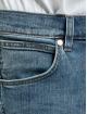 Wrangler Straight Fit Jeans Blue What Blue blå