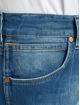 Wrangler Straight Fit Jeans All Blue blå
