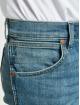 Wrangler Straight Fit Jeans Bostin blå