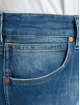 Wrangler Straight Fit Jeans All Blue blau
