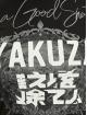 Yakuza Šaty Good Shoot Slash Mini èierna