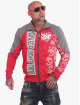 Yakuza Демисезонная куртка Killing Fields Classic красный