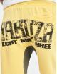 Yakuza Спортивные брюки Badge желтый